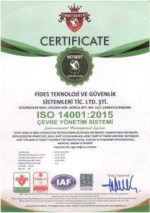 ISO 14001:2015 ÇEVRE YÖNETİM SİSTEMİ SİSTEMİ-1